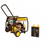 Generator Breckner BS 6500 + ATS